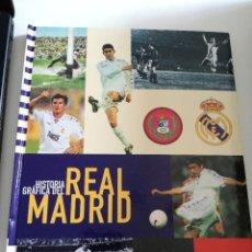 Coleccionismo deportivo: HISTORIA GRÁFICA DEL REAL MADRID, DIARIO AS. Lote 105372699