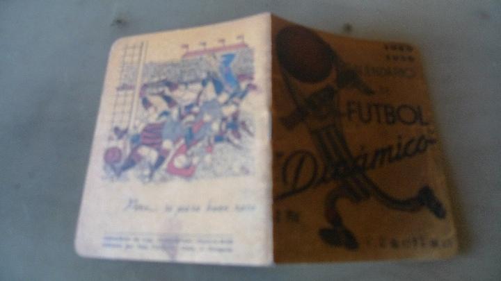 Coleccionismo deportivo: LOTE GRANDE DE LIBRITOS Y CALENDARIOS DINAMICOS, 55 en total, DESDE 1949 - Foto 3 - 101961323