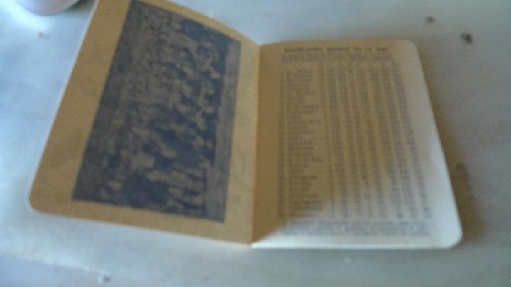 Coleccionismo deportivo: LOTE GRANDE DE LIBRITOS Y CALENDARIOS DINAMICOS, 55 en total, DESDE 1949 - Foto 4 - 101961323