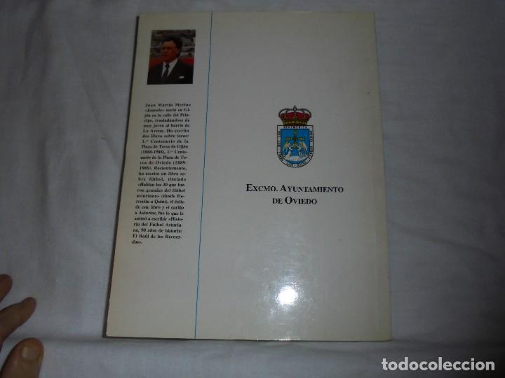 Coleccionismo deportivo: ANTONIO SANCHEZ VALDES ANTON.UN COLOSO DEL FUTBOL ESPAÑOL.JUAN MARTIN MERINO JUANELE.1993 - Foto 8 - 106533607
