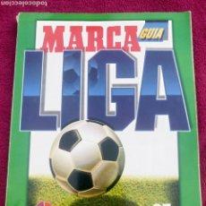 Coleccionismo deportivo: GUÍA MARCA LIGA 95 - 96 FUTBOL. Lote 107226343