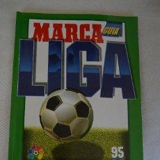 Coleccionismo deportivo: GUIA MARCA LIGA 95-96. Lote 108835275