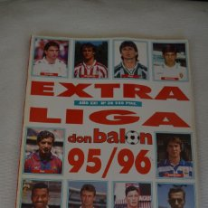 Coleccionismo deportivo: DON BALON EXTRA LIGA 95-96. Lote 108835711