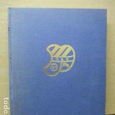 Coleccionismo deportivo: LIBRO FÚTBOL C.E.EUROPA, SARDENYA: 50 ANYS D´EUROPEISME 1940-1990. 1ª EDICIÓN, VERGÉS I SOLER. 1ª ED. Lote 109538283