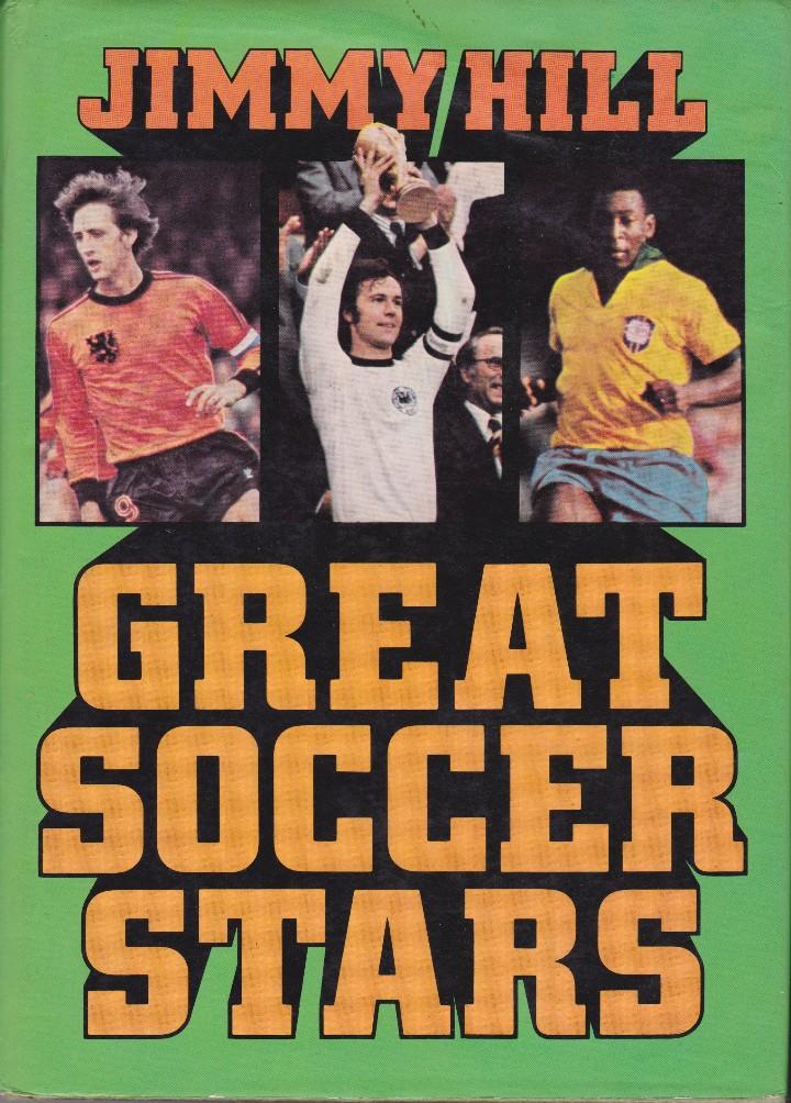 LIBRO GREAT SOCCER STARS ( EN INGLÉS ). UNA JOYA DE COLECCIONISTA. (Coleccionismo Deportivo - Libros de Fútbol)