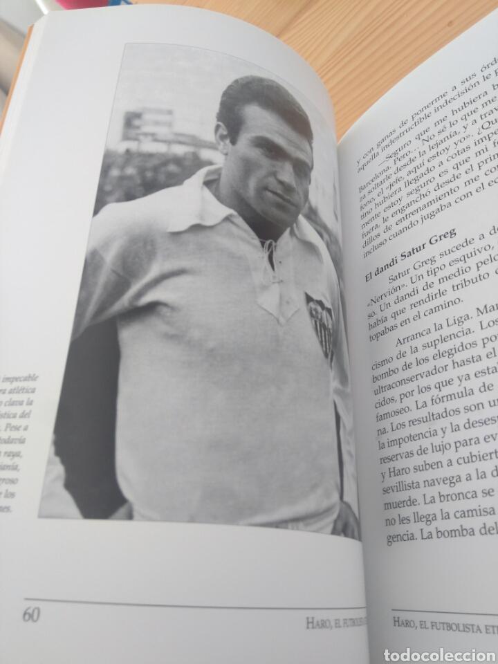 Coleccionismo deportivo: Haro, el futbolista eterno. Fernando Arévalo Ruiviejo. Sevilla FC, Mallorca, Jaén, Granada... - Foto 6 - 110084252