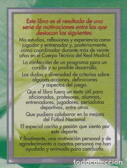 Coleccionismo deportivo: Tratado de fútbol : técnica, acciones del juego, estrategia y táctica / Francisco Lacuesta Salazar . - Foto 3 - 110153191