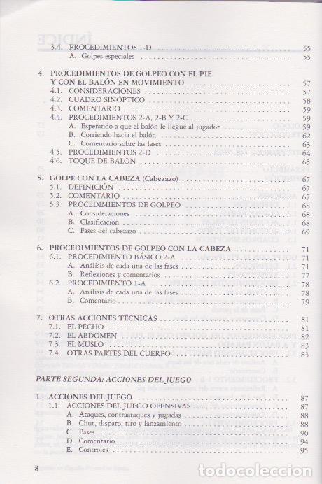Coleccionismo deportivo: Tratado de fútbol : técnica, acciones del juego, estrategia y táctica / Francisco Lacuesta Salazar . - Foto 4 - 110153191