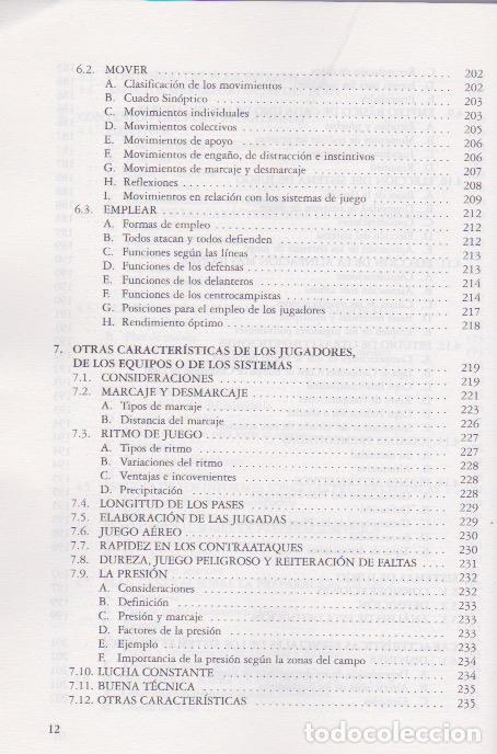 Coleccionismo deportivo: Tratado de fútbol : técnica, acciones del juego, estrategia y táctica / Francisco Lacuesta Salazar . - Foto 9 - 110153191