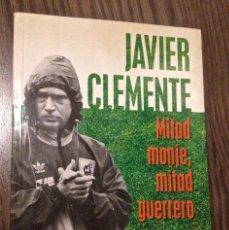 Coleccionismo deportivo: CLEMENTE. BIOGRAFIA.. Lote 194640933