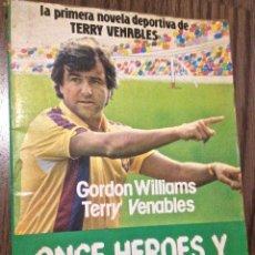 Coleccionismo deportivo: VENABLES, TERRY.. Lote 111433899