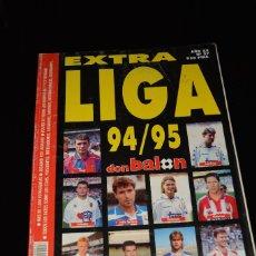 Coleccionismo deportivo: DON BALON EXTRA LIGA 94-95. Lote 111815487