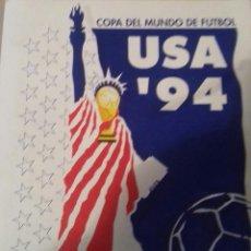 Coleccionismo deportivo: COPA DEL MUNDO EEUU 1994 FASCÍCULOS. Lote 112514083