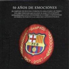 Coleccionismo deportivo: LA CATEDRAL DEL BARSA.TAPAS DURAS. Lote 112763483