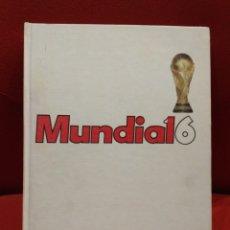 Coleccionismo deportivo: MUNDIAL MEXICO 86. Lote 112802710