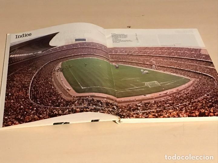 Coleccionismo deportivo: COPA DEL MUNDO DE FUTBOL ESPAÑA 1982. JUAN JOSE CASTILLO/JOSE MARIA CASANOVAS - Foto 2 - 112828691