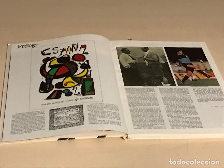 Coleccionismo deportivo: COPA DEL MUNDO DE FUTBOL ESPAÑA 1982. JUAN JOSE CASTILLO/JOSE MARIA CASANOVAS - Foto 3 - 112828691