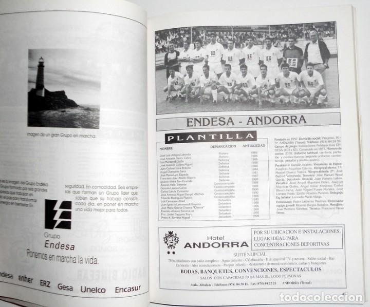 Coleccionismo deportivo: ANUARIO DEL FÚTBOL ARAGONÉS - Temporada 90/91 1990 1991 - FÚTBOL REGIONAL - REAL ZARAGOZA HUESCA SD - Foto 3 - 112879259