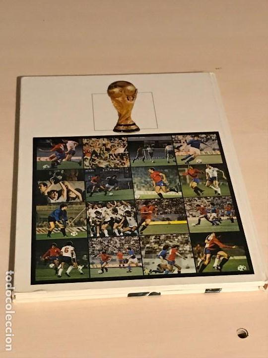 Coleccionismo deportivo: COPA DEL MUNDO DE FUTBOL ESPAÑA 1982. JUAN JOSE CASTILLO/JOSE MARIA CASANOVAS - Foto 5 - 112828691
