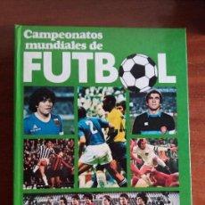 Coleccionismo deportivo: LIBRO 93 PÁGINAS. CAMPEONATOS DEL MUNDO FÚTBOL. 1982. Lote 113140139