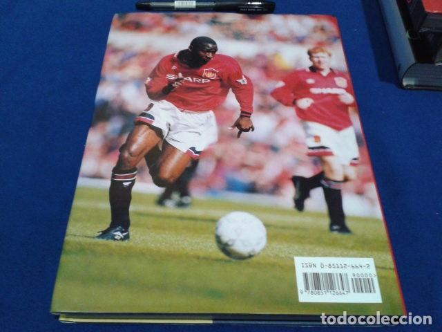 Coleccionismo deportivo: LIBRO THE GUINNESS FOOTBALL ENCYCLOPEDIA EDITED GRAHAM HART 1995 TAPA DURA 222 PAGINAS INGLES - Foto 3 - 113203079