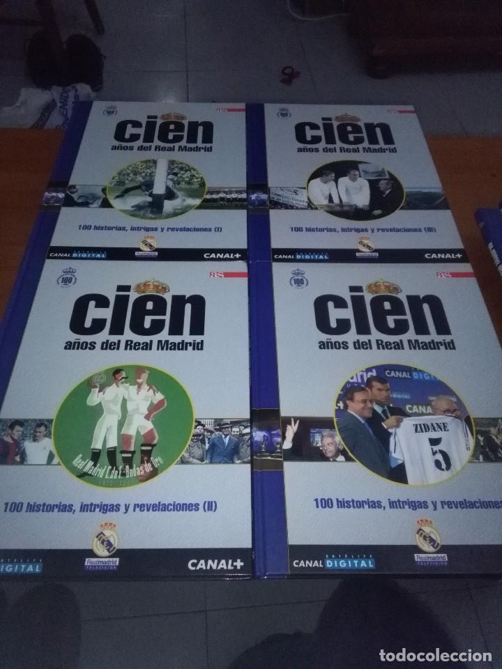 Coleccionismo deportivo: CIEN AÑOS DE REAL MADRID. DEL 1 AL 12. EST10B1 - Foto 2 - 114289675