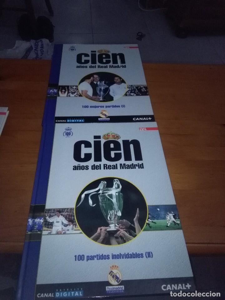 Coleccionismo deportivo: CIEN AÑOS DE REAL MADRID. DEL 1 AL 12. EST10B1 - Foto 4 - 114289675