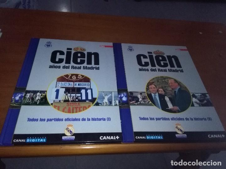 Coleccionismo deportivo: CIEN AÑOS DE REAL MADRID. DEL 1 AL 12. EST10B1 - Foto 6 - 114289675