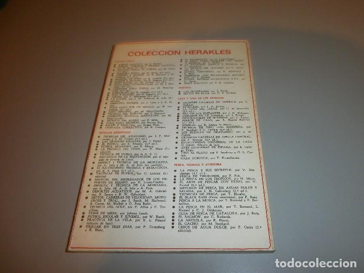 Coleccionismo deportivo: libro futbol moderno por bobby moore año 1974 - Foto 4 - 114633875