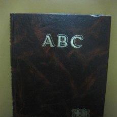 Coleccionismo deportivo: ABC. HISTORIA VIVA DEL F.C. BARCELONA. 50 NUMEROS. 800 PAGINAS. COMPLETO. PRENSA ESPAÑOLA 1991.. Lote 114791243