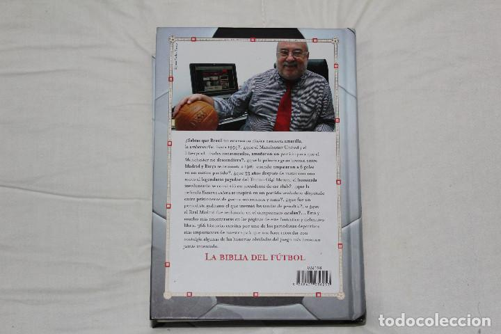 Coleccionismo deportivo: LIBRO 366 HISTORIAS DE FÚTBOL MUNDIAL QUE DEBERÍAS SABER. AUTOR: ALFREDO RELAÑO - Foto 2 - 114808623