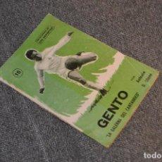 Coleccionismo deportivo: ENCICLOPEDIA DE LOS DEPORTES - Nº 15 - GENTO, LA GALERNA DEL CANTABRICO - ARPEM - AÑOS 50. Lote 115520719