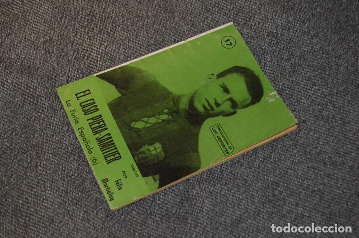 ENCICLOPEDIA DE LOS DEPORTES - Nº 17 - EL CASO PIERA-SAMITIER, LA FURIA ESPAÑOLA 6 - ARPEM - AÑOS 50 (Coleccionismo Deportivo - Libros de Fútbol)