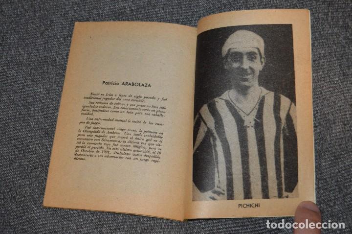 Coleccionismo deportivo: ENCICLOPEDIA DE LOS DEPORTES - Nº 17 - EL CASO PIERA-SAMITIER, LA FURIA ESPAÑOLA 6 - ARPEM - AÑOS 50 - Foto 8 - 115520971