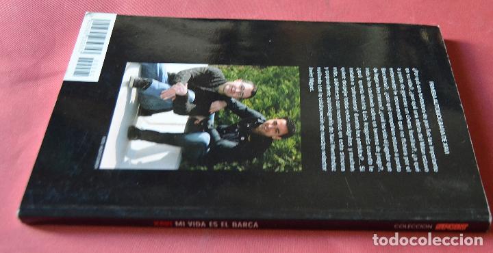 Coleccionismo deportivo: XAVI - AUTOBIOGRAFIA - MI VIDA ES EL BARÇA - FUTBOL CLUB BARCELONA - COLECCION SPORT - Foto 2 - 115649951