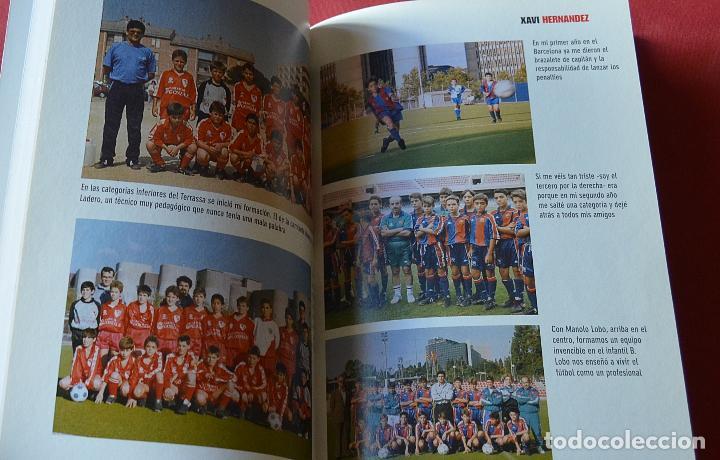 Coleccionismo deportivo: XAVI - AUTOBIOGRAFIA - MI VIDA ES EL BARÇA - FUTBOL CLUB BARCELONA - COLECCION SPORT - Foto 3 - 115649951