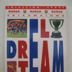 Coleccionismo deportivo: EL DREAM TEAM - COLECCIÓN SPORT - AÑO 1993.. Lote 116189127