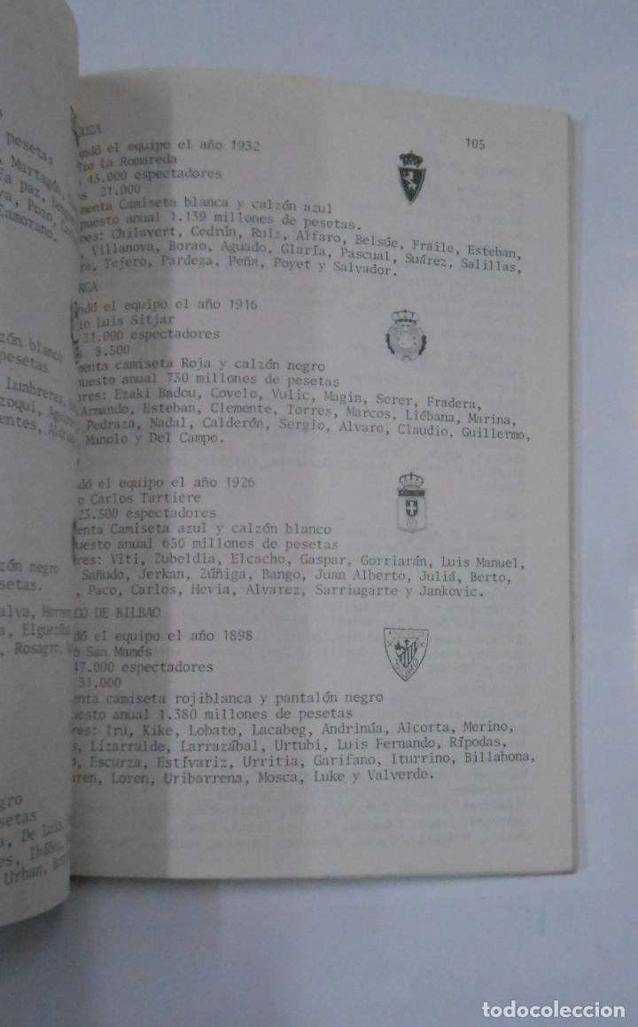 Coleccionismo deportivo: LO QUE GUSTA A ESTE PAIS FUTBOL. ANTONIO ALBURQUERQUE PEREZ. TDK337 - Foto 2 - 116308983