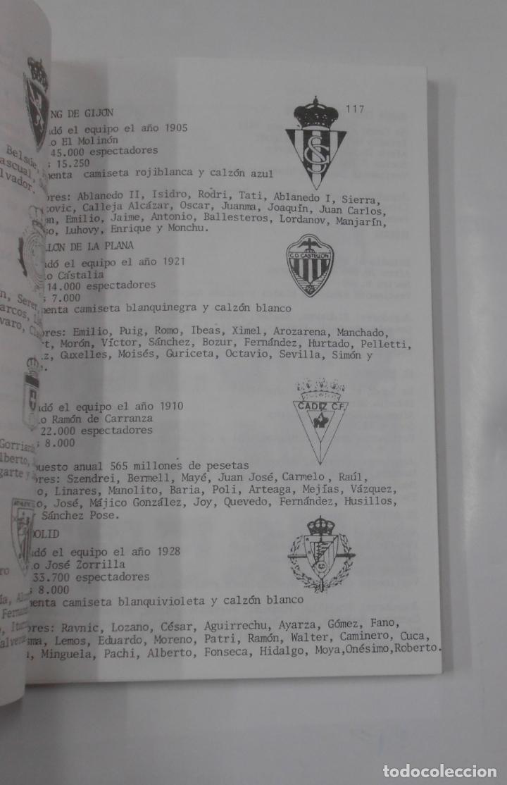Coleccionismo deportivo: FUTBOL CON EL CLAMOR DEL CIELO. ANTONIO ALBURQUERQUE PEREZ. TDK337 - Foto 2 - 116309419