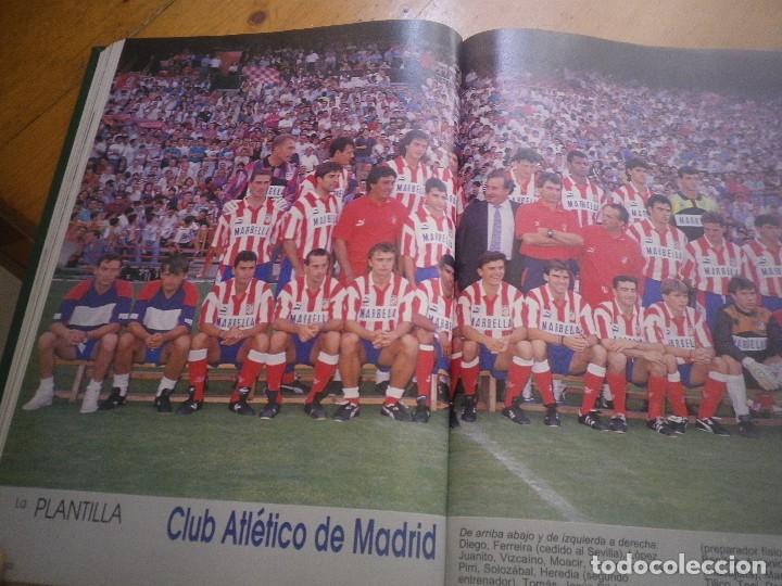 Coleccionismo deportivo: LIGA 94-94 DIARIO 16 ENCADERNADO COMPLETO VER FOTOS - Foto 4 - 116456443