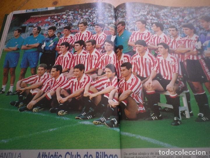 Coleccionismo deportivo: LIGA 94-94 DIARIO 16 ENCADERNADO COMPLETO VER FOTOS - Foto 5 - 116456443