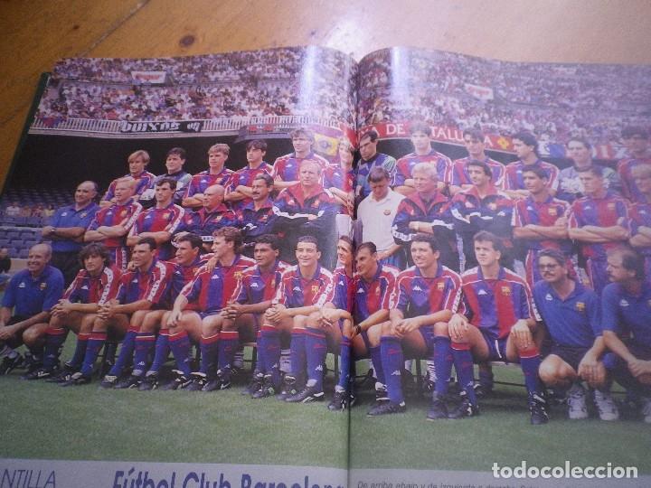 Coleccionismo deportivo: LIGA 94-94 DIARIO 16 ENCADERNADO COMPLETO VER FOTOS - Foto 6 - 116456443