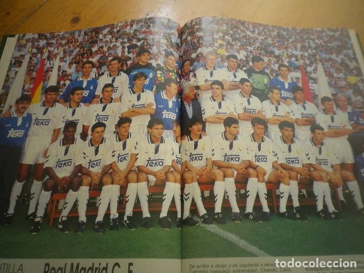 Coleccionismo deportivo: LIGA 94-94 DIARIO 16 ENCADERNADO COMPLETO VER FOTOS - Foto 8 - 116456443