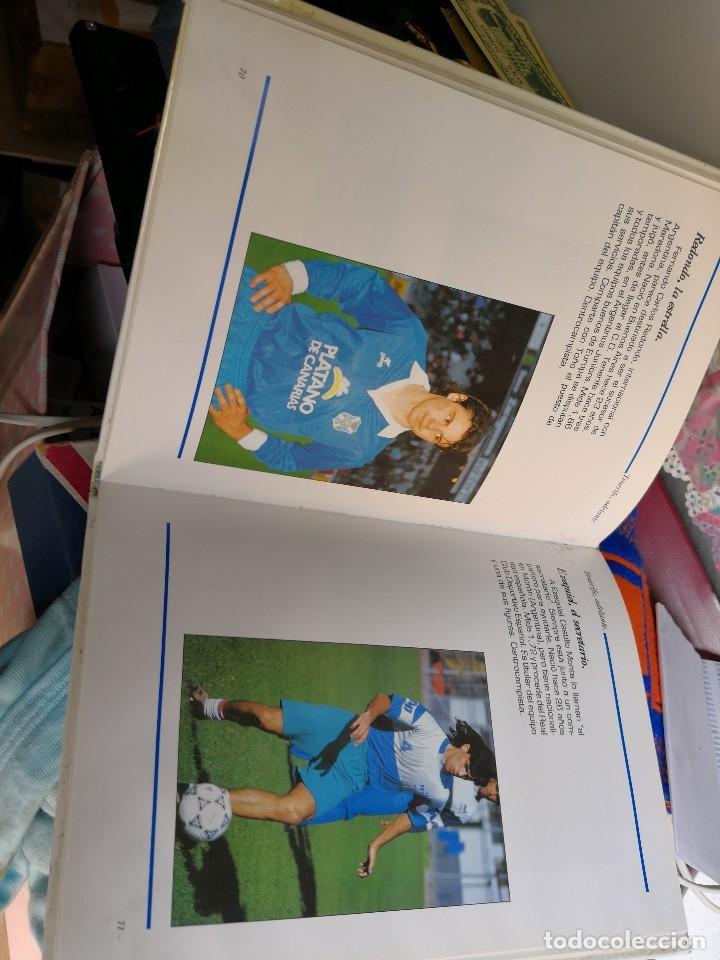 Coleccionismo deportivo: TENERIFE ADELANTE, ANDRES CHAVES. CANARIAS 1993 . TAPA DURA - Foto 7 - 116699863