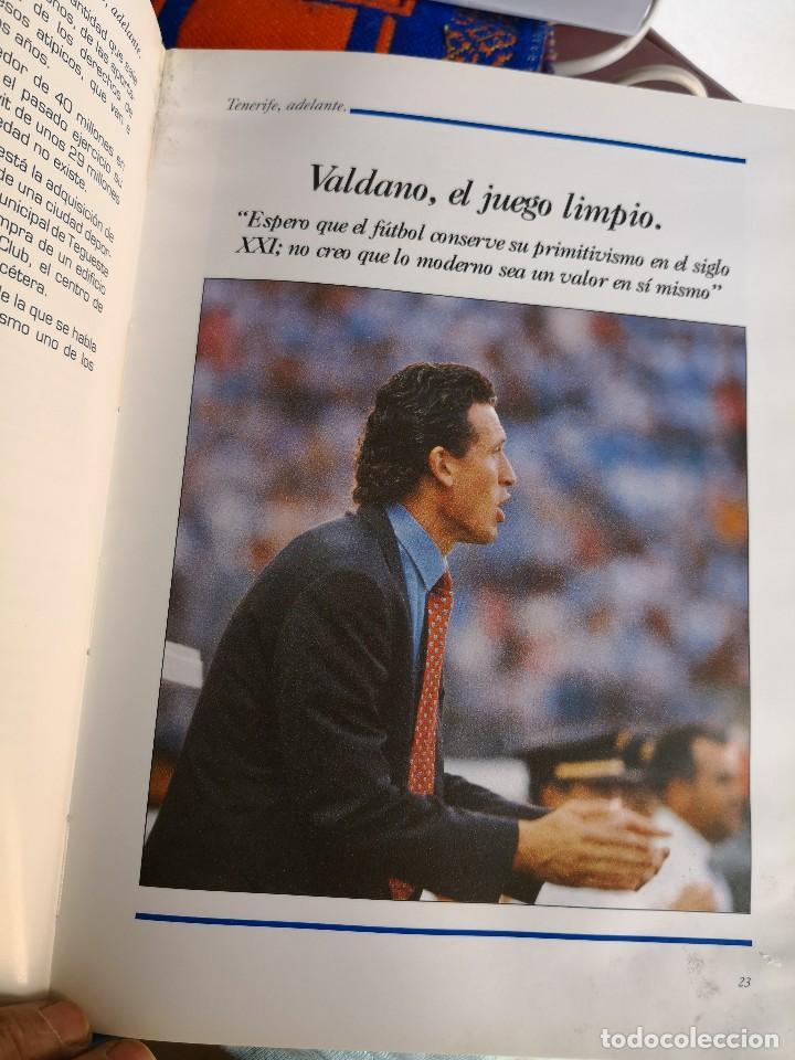 Coleccionismo deportivo: TENERIFE ADELANTE, ANDRES CHAVES. CANARIAS 1993 . TAPA DURA - Foto 9 - 116699863