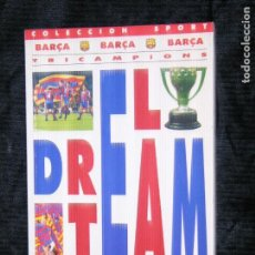 Coleccionismo deportivo: F1 BARÇA TRICAMPIONS DREAM TEAM AÑO 1993. Lote 117097183