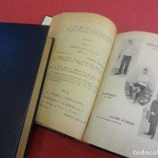 Coleccionismo deportivo: HISTORIAL DEL FC BARCELONA. 2 TOMOS DE 1924. REENTAPADOS ÉPOCA MAS RECIENTE. Lote 117208103