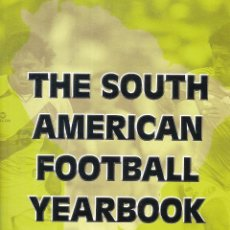 Coleccionismo deportivo: THE SOUTH AMERICAN FOOTBAL YEARBOOK 2017/18 17/18. Lote 117462163