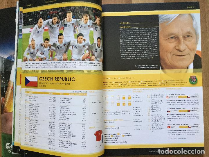 Coleccionismo deportivo: Final EURO 2008 - PROGRAMA OFICIAL DE LA EUROCOPA FUTBOL 2008 SELECCION ESPAÑOLA CAMPOS,ETC - Foto 4 - 117612303