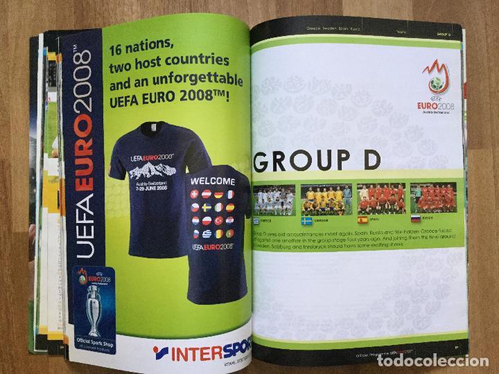 Coleccionismo deportivo: Final EURO 2008 - PROGRAMA OFICIAL DE LA EUROCOPA FUTBOL 2008 SELECCION ESPAÑOLA CAMPOS,ETC - Foto 6 - 117612303